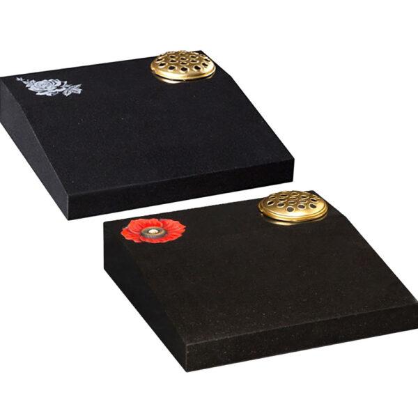 Rose Cremation Tablet